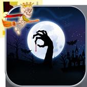 Skeleton Prince Magic Broom 1.2