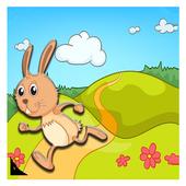 Super Bunny Run:fast 1.3