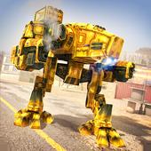 Transform Robots War5,0★ Best Freestyle GamesAction