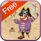 Pirate Games for Little Kids 1.0