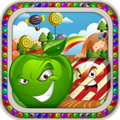 Candy Apple Clash 1.0