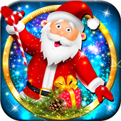 Santa Claus Coloring Book 1.3
