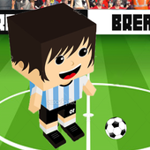 Soccer Blocky Ball Juggling 0.0.0.4