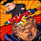 Rocket Man Kim Jong Un VS Angry Donald Trump 1.0.4