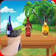 Bottle Shooting Target : Real Bottle Shooter 1
