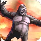 Apes On Jungle PlanetBright GeeksAdventure