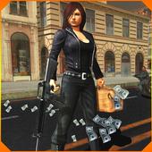Gangster Squad Casino Robbery: Miami Crime Games