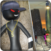 Real Gangster Vegas Stickman Crime Simulator 1.0.6