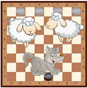 Wolf and Sheep (board game)M. Brodski SoftwareBoardBrain Games