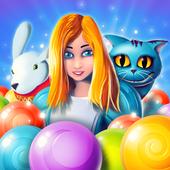 Bubble pop - Alice in Wonderland 1.0.16