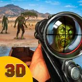Zombie Shooting Boat Safari 3D 1.0