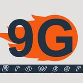 9G Web Browser: Light & Fast - Internet Browser HD 2.3