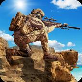 Modern Commando Strike Sniper 3D: Shooting Games 1.2