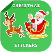 Christmas stickers for Whatsapp 1.1