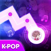 com bts dance line dancing music song kpop freegame magic