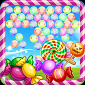 Bubble Candy Shooter Fight