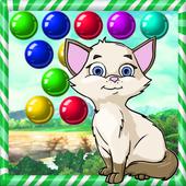 Bubble Cat Shooter Pro