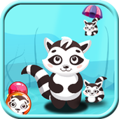 Save Raccoon - Bubble Shooting Classic Puzzle Game 4.0