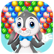 Bubble Shooter New - Bunny Bubble Fruit Shooter 1.2.0
