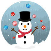 Bubble Shooter Christmas Theme 1.1