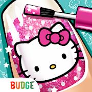 Hello Kitty Nail SalonBudge StudiosCasualPretend Play 1.11