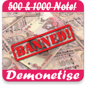 500/- And 1000/- Notes! Banned 1.0