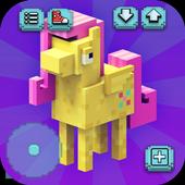 Pony Design Sim CraftCrafting And Building Games For Girls AdventureAdventure