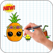 How To Draw Fruits Easy 1.0