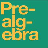 Math Book : Prealgebra LR 1.0