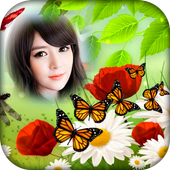 Butterfly Photo Frames Editor 1.2