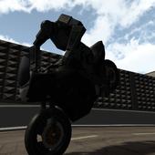 Dark Robot Biker 2