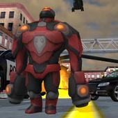 Police Iron Robot 2.1