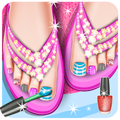 Toe Nail Salon 4.5