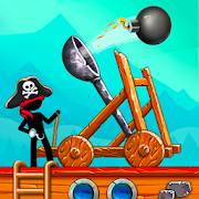 The Catapult: Castle Clash with Awesome Pirates 1.3.2