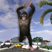 Angry Ape VS Monster Hero : Crime Battle 1.1