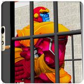 Infinity Hero Jail Break Survival 1.0