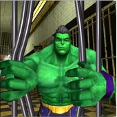 Monster Superhero vs Prison Officers Survival 1.0