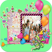 Happy Birthday Photo Frames 20.0