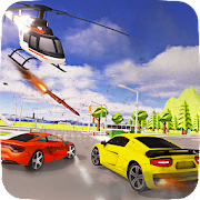 US Police City Flying Helicopter Criminal Chase 1.0.2