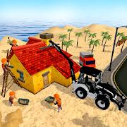 com.caffedegamers.beach.house.hut.construction icon