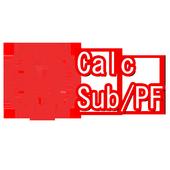 Calculadora Sub/PF Mackenzista 1.271