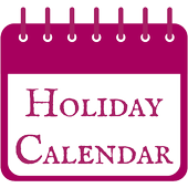 Holiday Calendar 2017 india 1.0.6