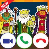 VideoLlamada Reyes Magos - Call  Christmas New 2.3.8