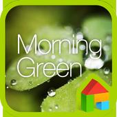 Morning Green dodol theme 4.3