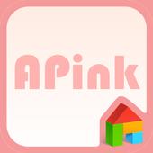 A-pink pink ver dodol theme 1.1