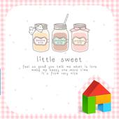 little sweet 도돌런처 테마