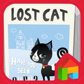 lost cat dodol theme 4.1