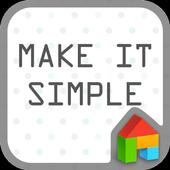 Make it simple dodol theme 4.1