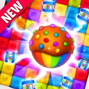 Toy Cube Crush - Tapping Games 1.0.8