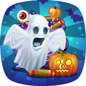 Candy Halloween Witch Crush 1.0